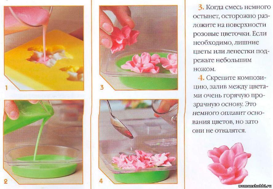 Как сделаю мыло домашнее 710